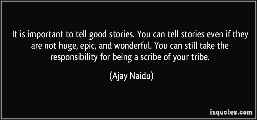 Ajay Naidu's quote #4