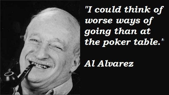 Al Alvarez's quote #3