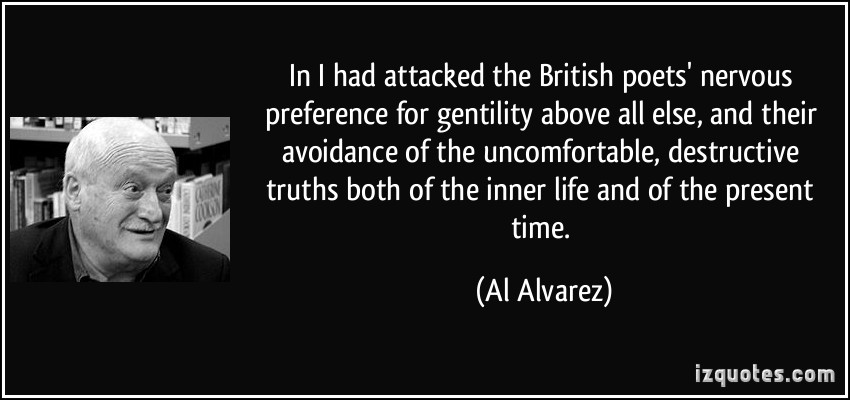 Al Alvarez's quote #7