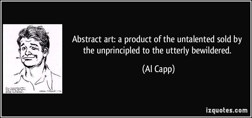 Al Capp's quote #2