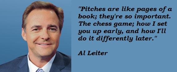 Al Leiter's quote #1
