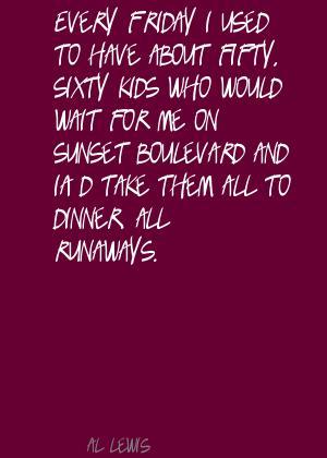 Al Lewis's quote #7