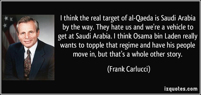Al-Qaeda quote #1