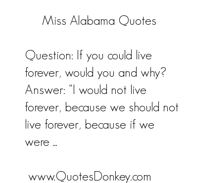 Alabama quote #2