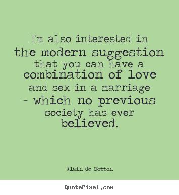 Alain de Botton's quote #5