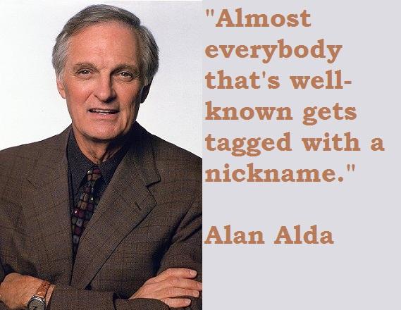 Alan Alda's quote #4