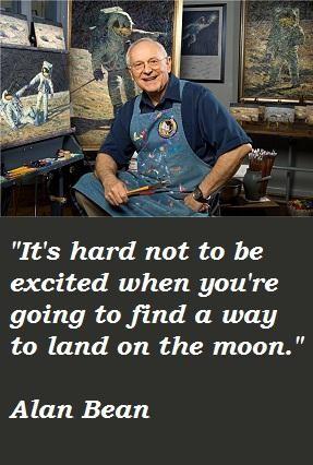 Alan Bean's quote #4