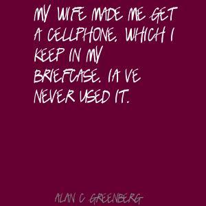 Alan C. Greenberg's quote #2