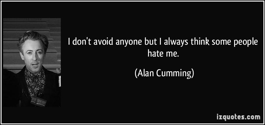 Alan Cumming's quote #1