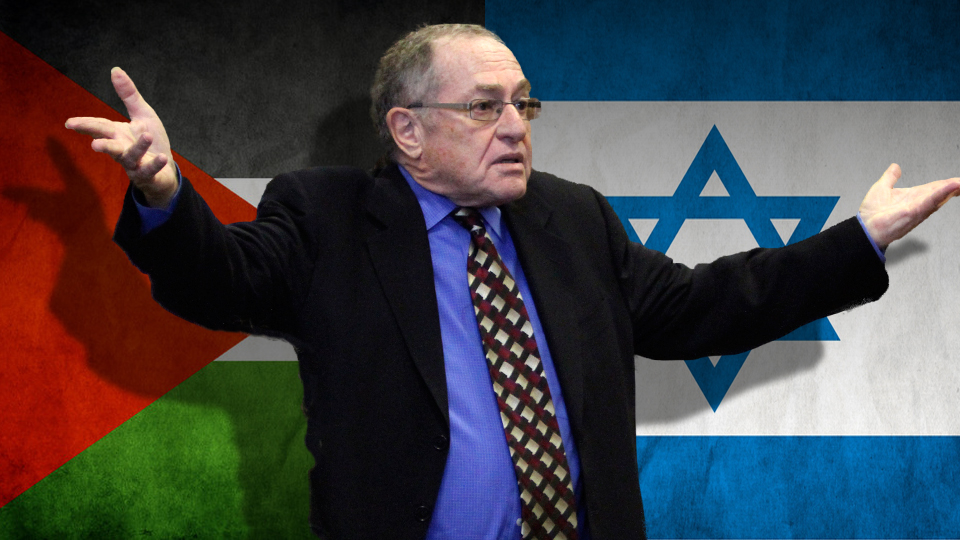 Alan Dershowitz's quote #2