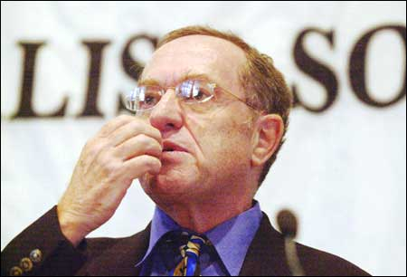 Alan Dershowitz's quote #3