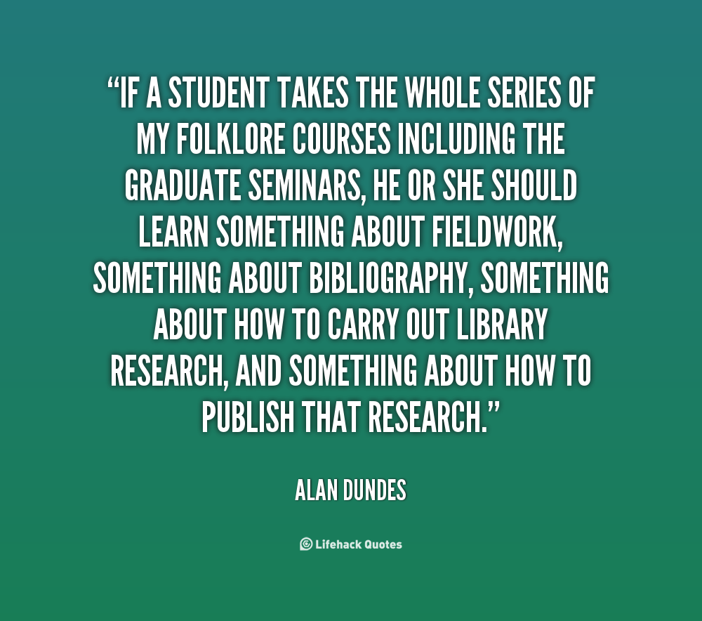 Alan Dundes's quote #7