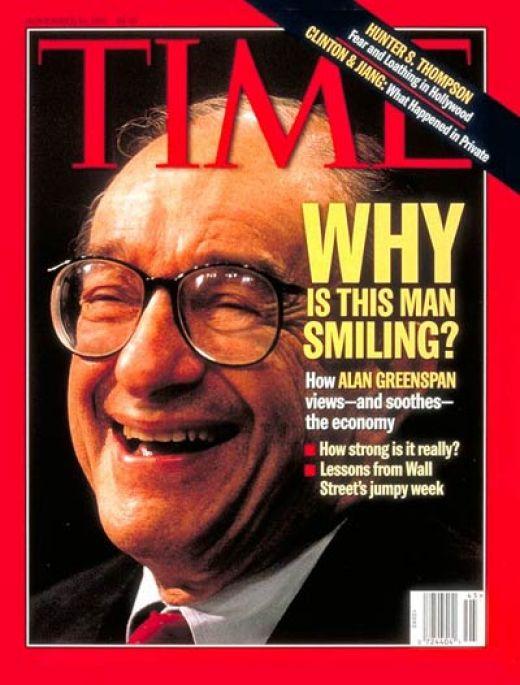 Alan Greenspan's quote #3