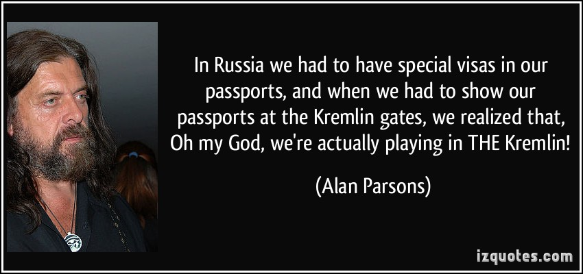 Alan Parsons's quote #4