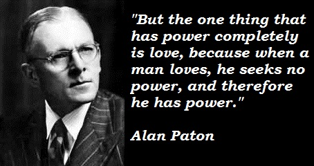 Alan Paton's quote #1