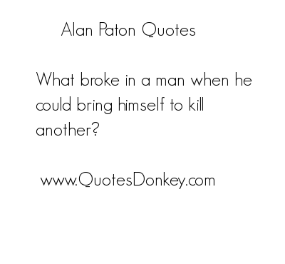 Alan Paton's quote #5
