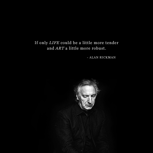 Alan Rickman's quote #4