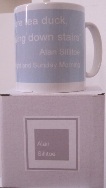 Alan Sillitoe's quote #1