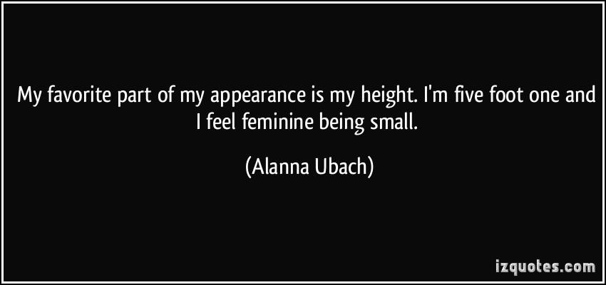 Alanna Ubach's quote #7