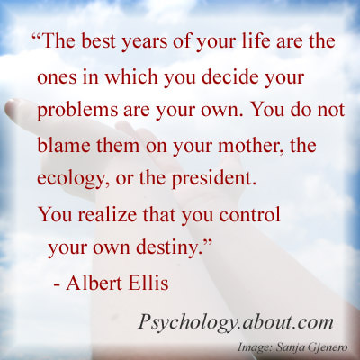 Albert Ellis's quote #1