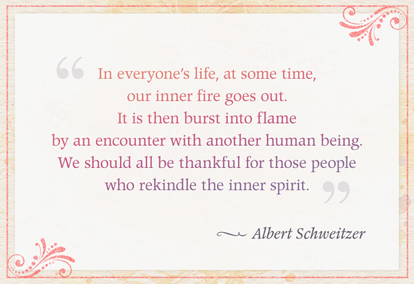 Albert Schweitzer's quote #3