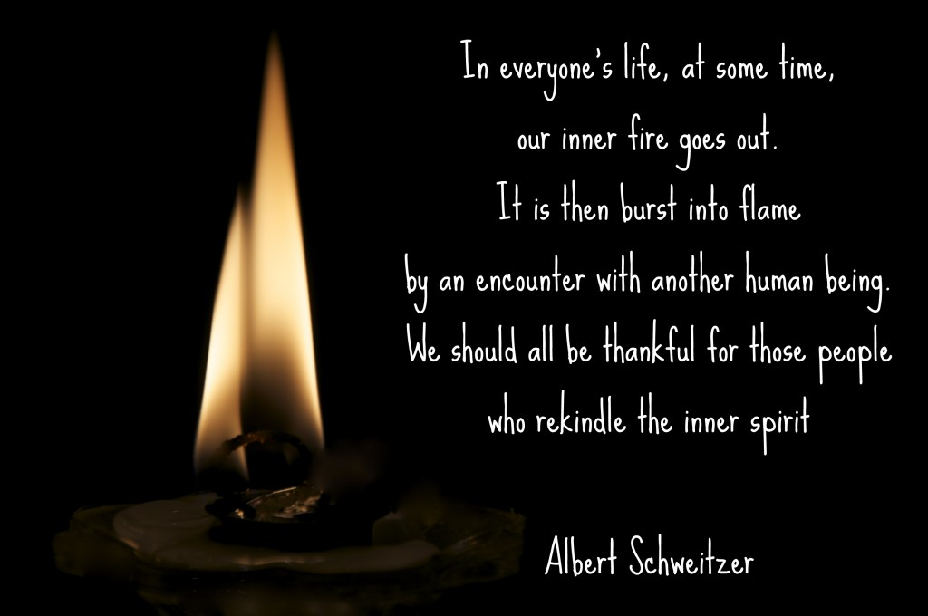 Albert Schweitzer's quote #4
