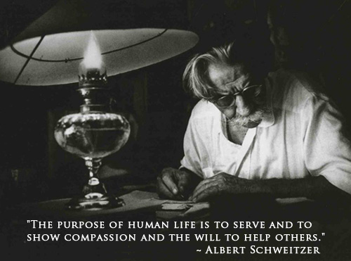 Albert Schweitzer's quote #8