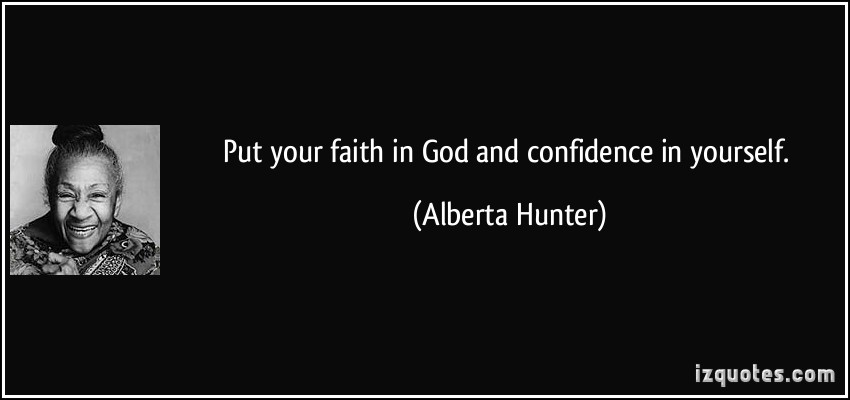 Alberta Hunter's quote #2