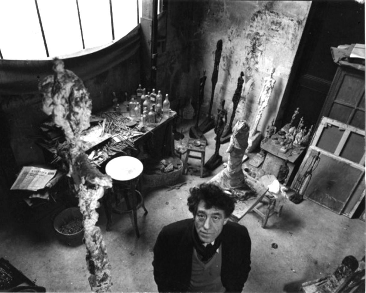 Alberto Giacometti's quote #5
