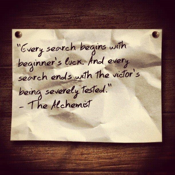 Alchemists quote #2