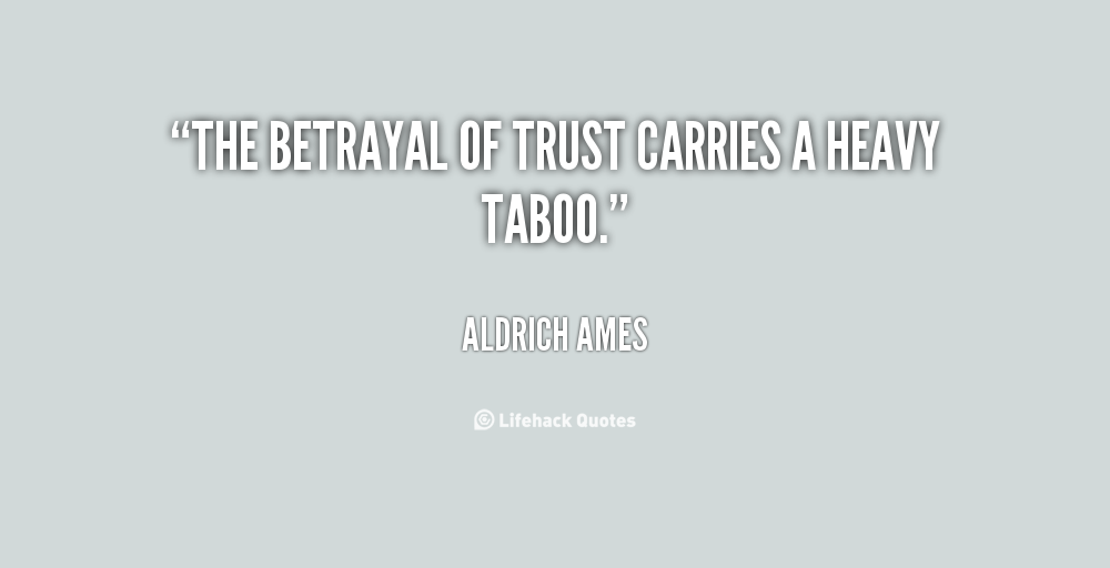 Aldrich Ames's quote #2