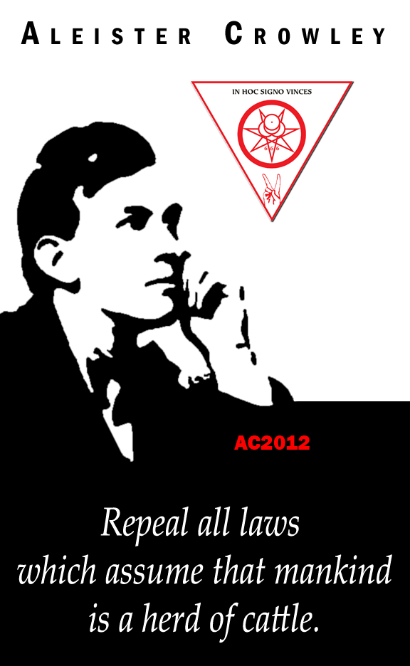 Aleister Crowley's quote #4