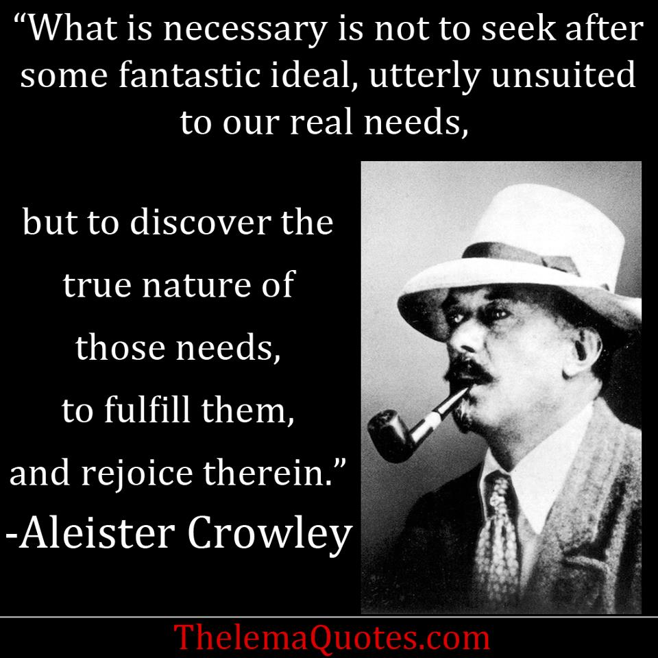 Aleister Crowley's quote #7