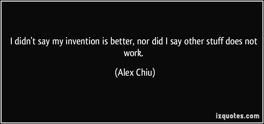 Alex Chiu's quote #1