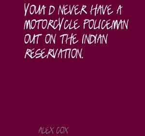 Alex Cox's quote #4