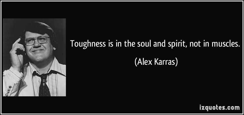 Alex Karras's quote #1