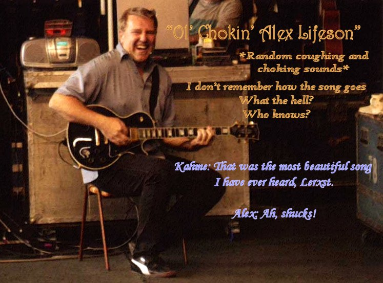 Alex Lifeson's quote #6