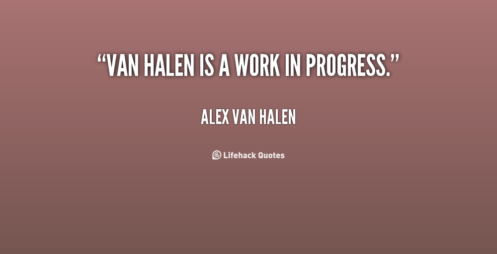 Alex Van Halen's quote #2