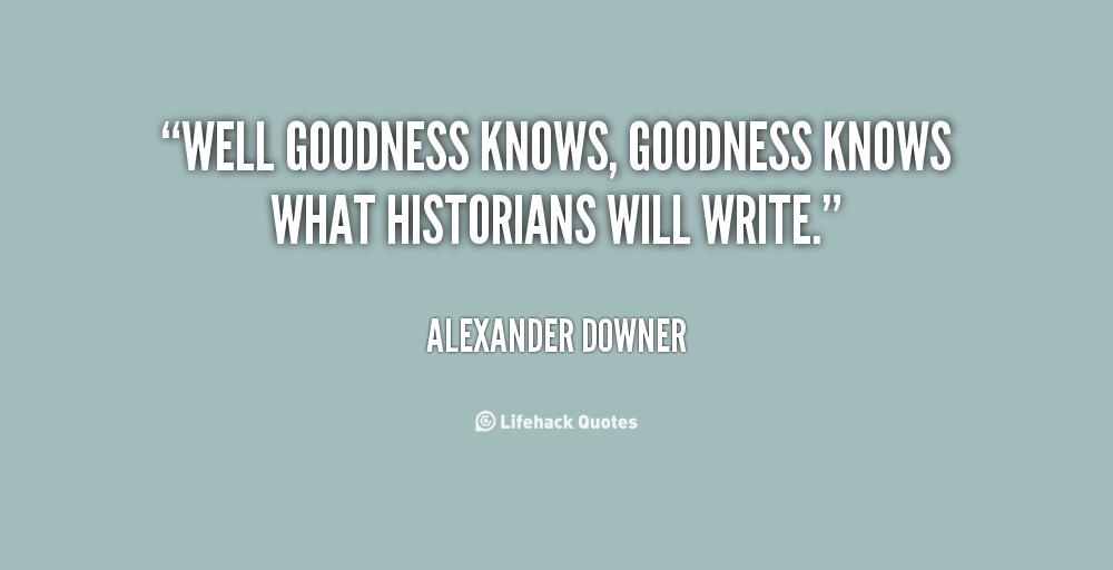 Alexander Downer's quote #1