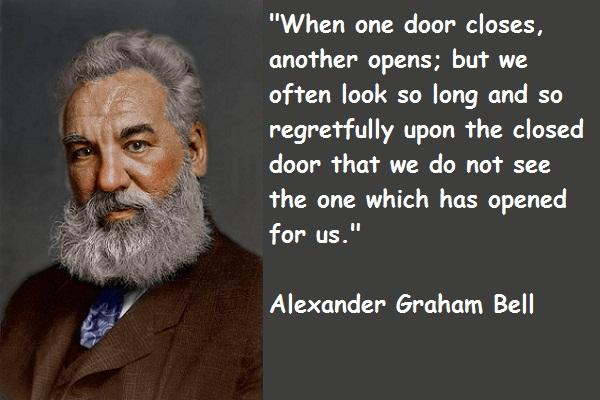 Alexander Graham Bell's quote #3