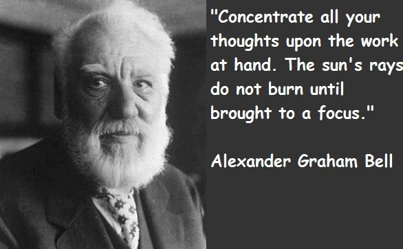 Alexander Graham Bell's quote #4
