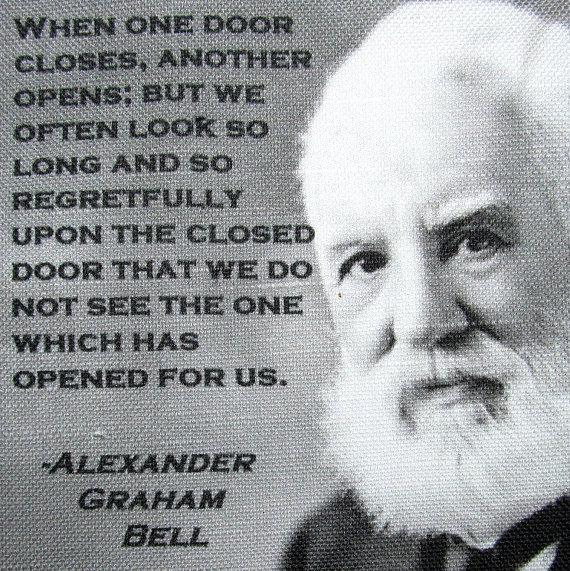 Alexander Graham Bell's quote #1