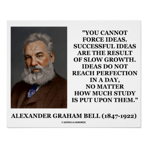 Alexander Graham Bell's quote #5