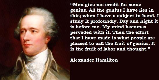Alexander Hamilton's quote #2
