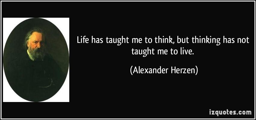 Alexander Herzen's quote #6