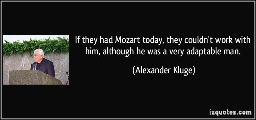 Alexander Kluge's quote #4