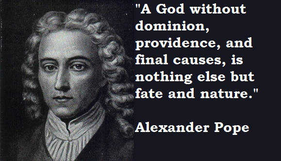 Alexander Pope's quote #3