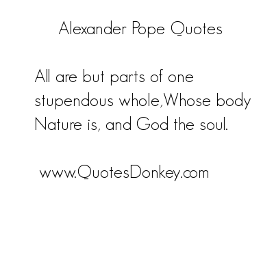 Alexander Pope's quote #6