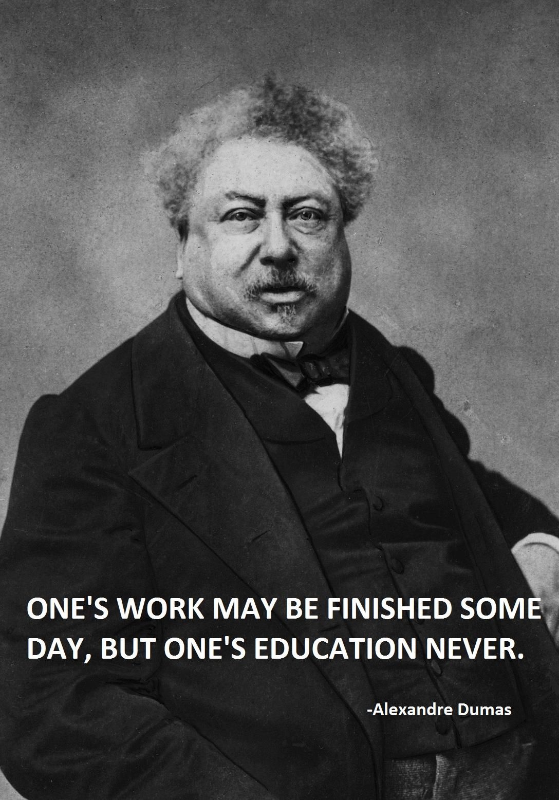 Alexandre Dumas's quote #7