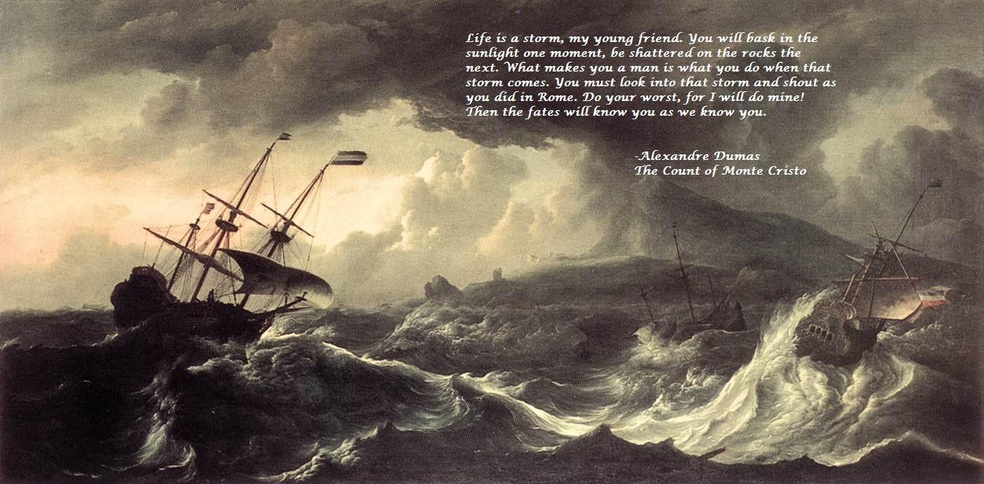 Alexandre Dumas's quote #3